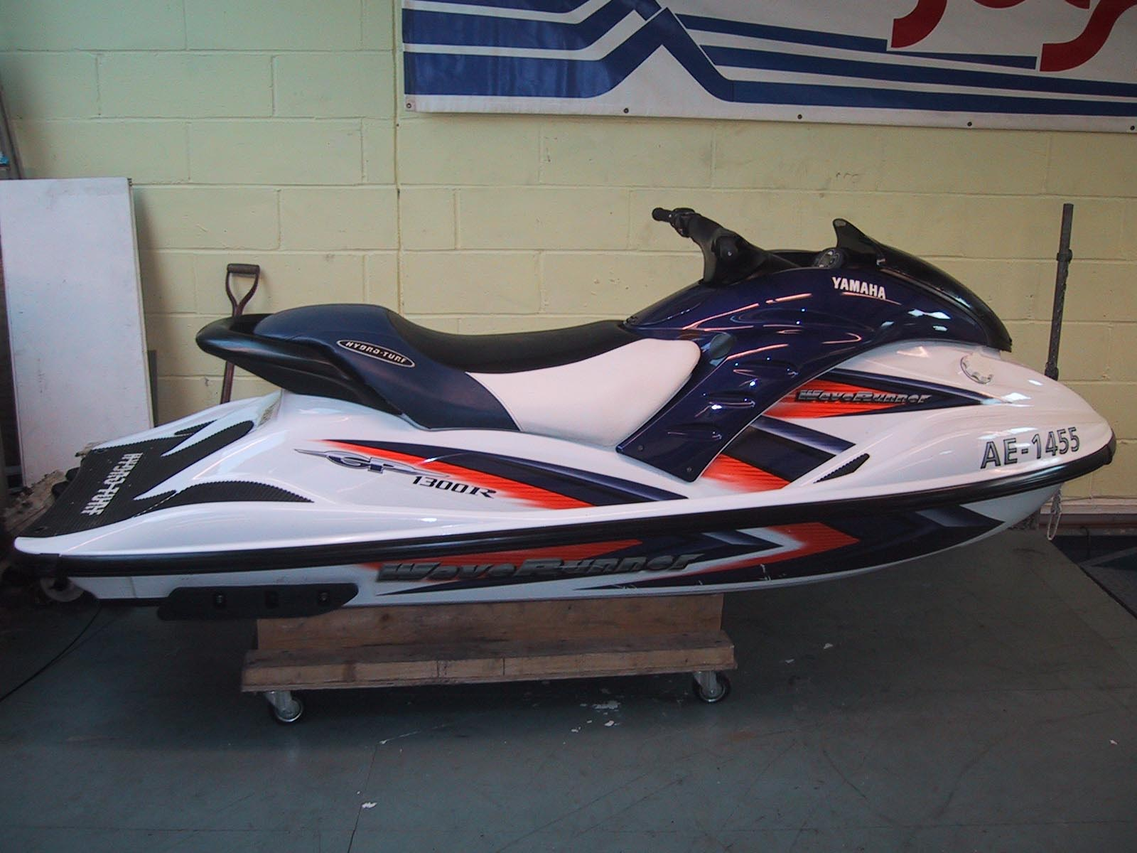 We always have a good range of second-hand jet ski's in stock for sale.